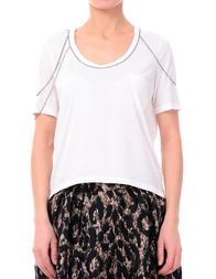 Женская футболка PATRIZIA PEPE 8J0302-AB63-W146