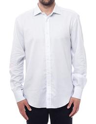 Мужская рубашка VALENTINO P-107_blue