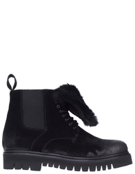 Женские ботинки Now 3129_black