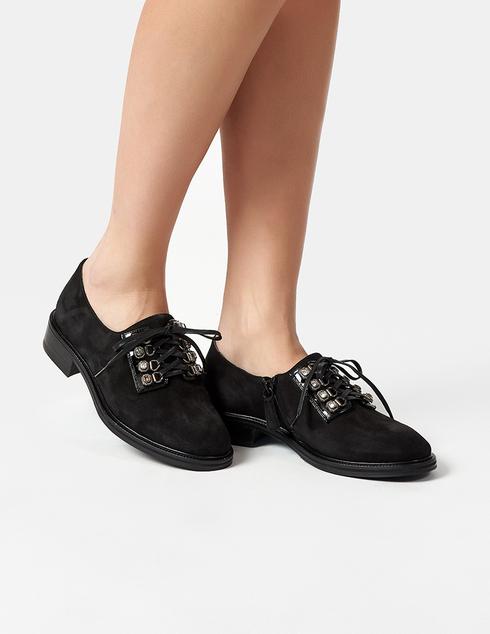 черные Туфли Loriblu 0ICLS052CC