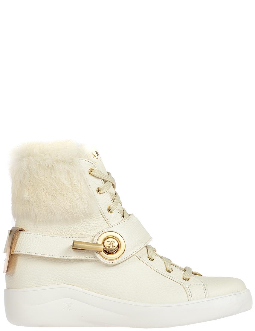 Купить Ботинки, FABI, Белый, Осень-Зима