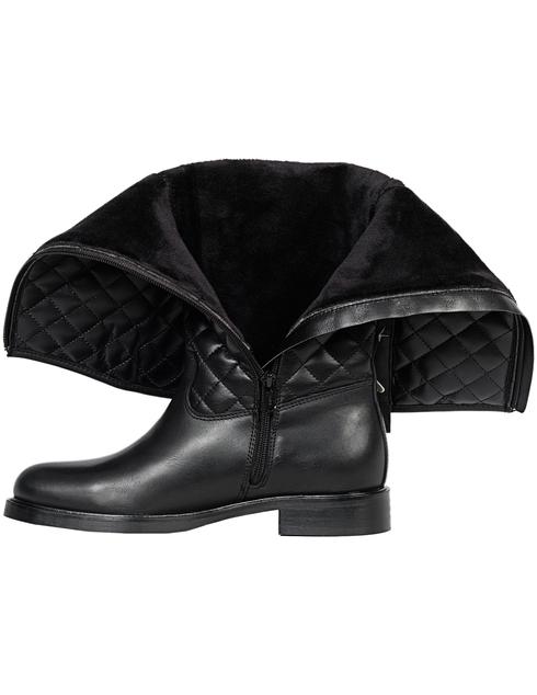 черные Сапоги Trussardi AGR-79A002719Y099999-K299 размер - 36; 38