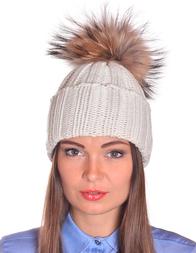 Женская шапка INVERNI 1128-panna