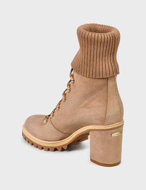 бежевые женские Ботинки Le Silla 7406R080 27179 грн