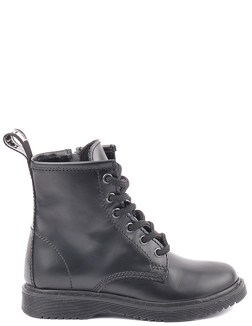 Детские ботинки для девочек CULT clj101251black