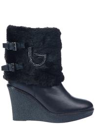 Женские ботинки BYBLOS AGR-9840_black