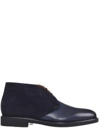 Мужские ботинки Doucal'S 1018_blue
