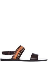 Мужские сандалии Etro 3140_brown
