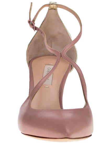 розовые Босоножки Casadei N060_pink размер - 38.5