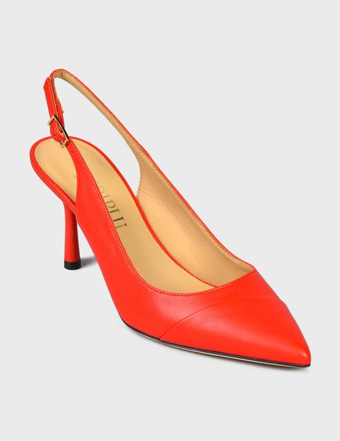 женские красные Босоножки Loriblu 1EKA708100 - фото-2