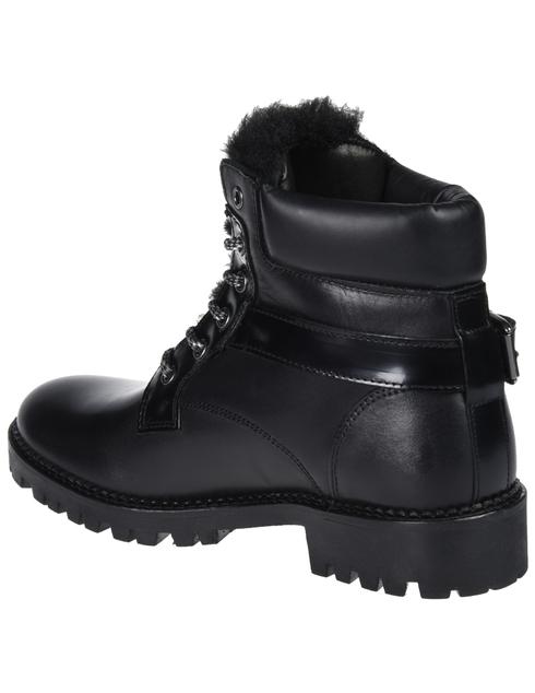 женские черные Ботинки Trussardi AGR-79A004079Y099999-K299 - фото-2