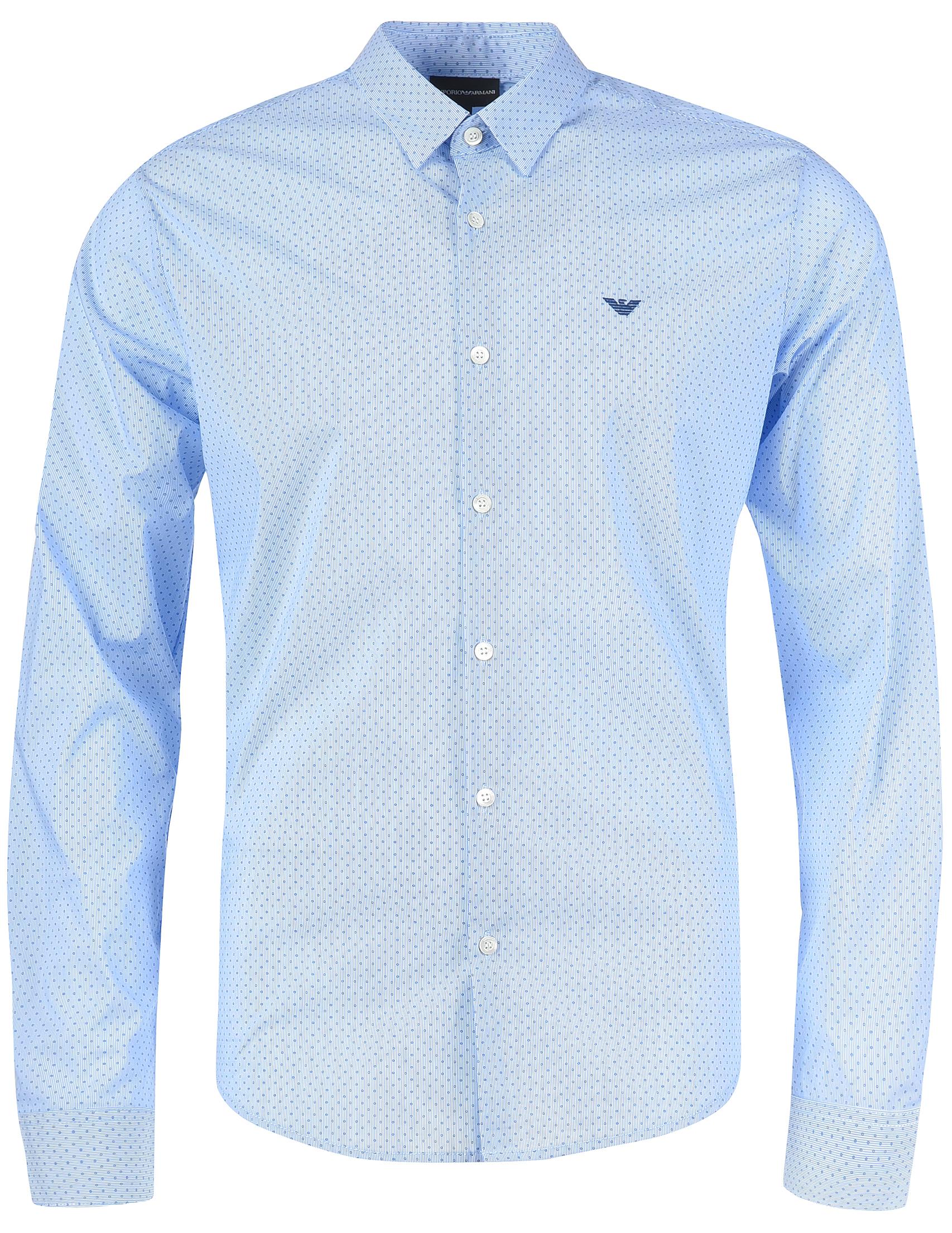 Рубашка EMPORIO ARMANI 6Z1C091NUWZ-F702