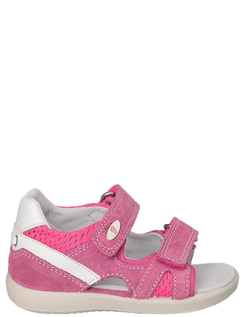 Детские сандалии для девочек FALCOTTO 1385fuxia_pink