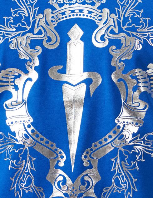 4US Cesare Paciotti SPVAA1229-ROYAL-blue фото-5