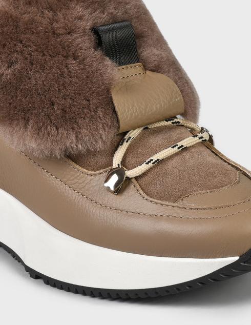 женские коричневые Ботинки Loriblu 2I54620100 - фото-7