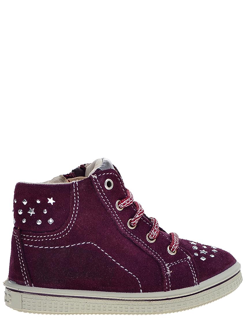Купить Ботинки, GRUNLAND, Фиолетовый, Осень-Зима