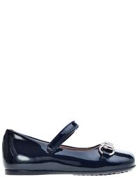 Детские туфли для девочек Gucci 38ALUOO4009_blue