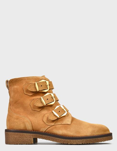 женские коричневые Ботинки Pertini 201W16595D1 - фото-7