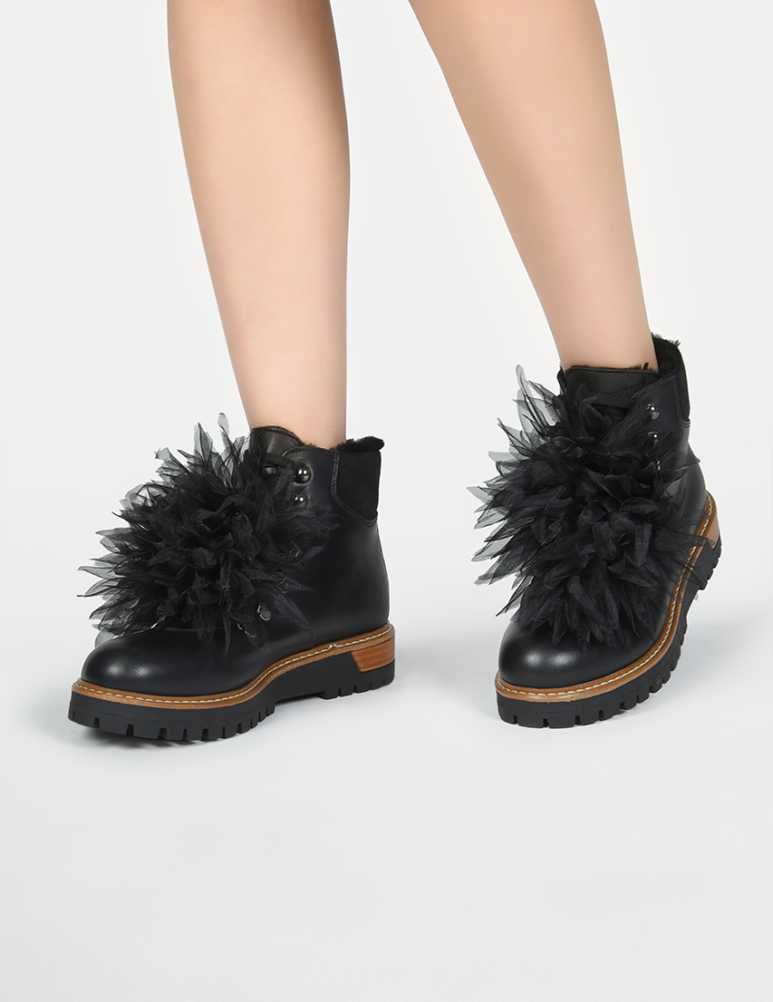 Женские ботинки Pokemaoke PABLO_black