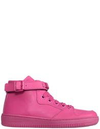 Детские кроссовки для девочек Moschino 25905-fuxia-pink