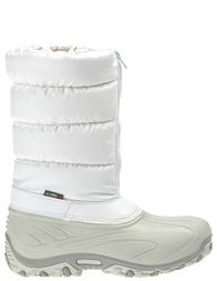 Детские сапоги для девочек BRESS4N 9590white-белые