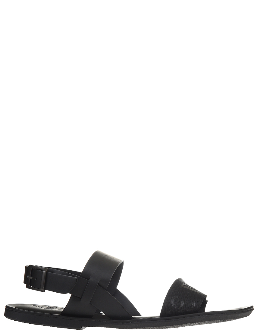 Мужские сандалии Fabi 8119-К-R-logo_black