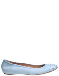 Женские балетки CASADEI 135_blue