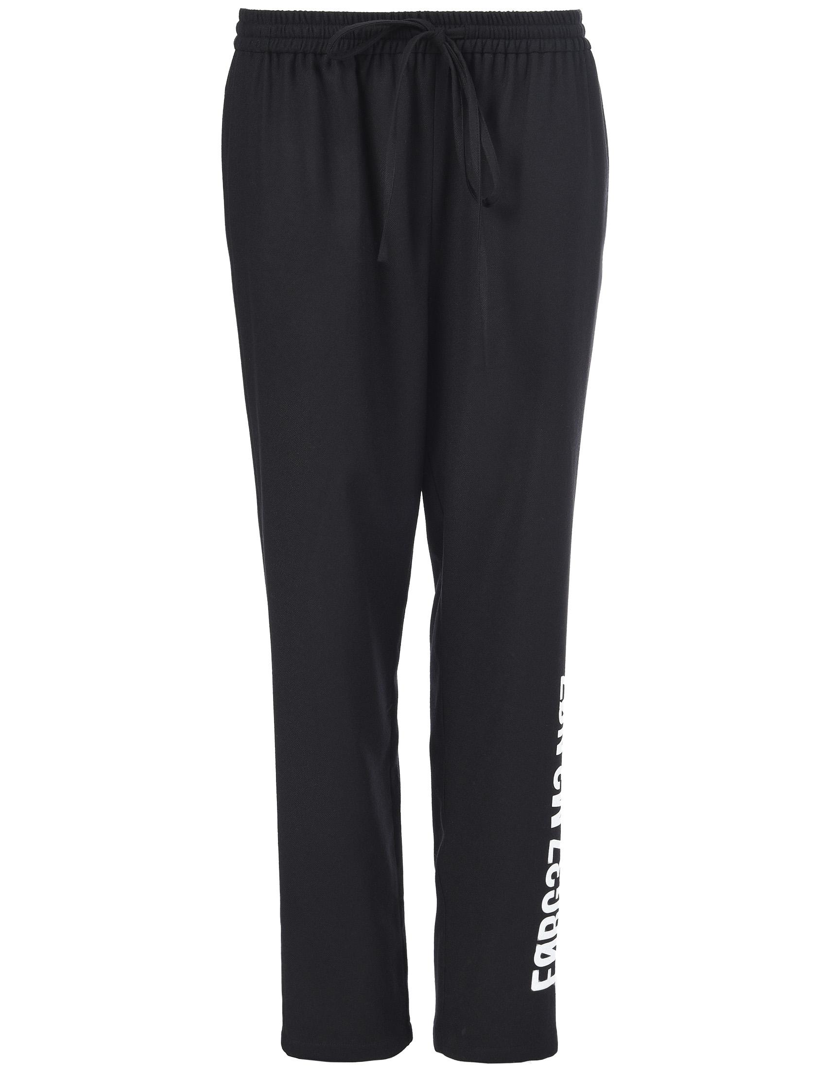 Женские брюки RED VALENTINO 1D5-392_black