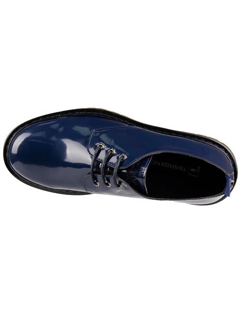 синие мужские Дерби Trussardi 77A001259Y099999-U280 2975 грн