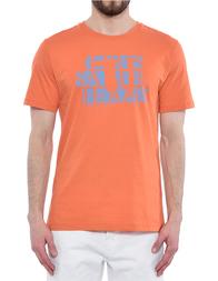 Мужская футболка TRUSSARDI JEANS 52Т175-85