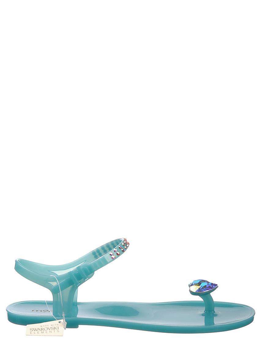 Женские сандалии MENGHI 827-biruza