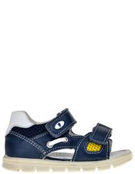 Детские сандалии для мальчиков Falcotto 1502-navy_blue