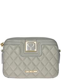 Женская сумка Love Moschino 4004-grey