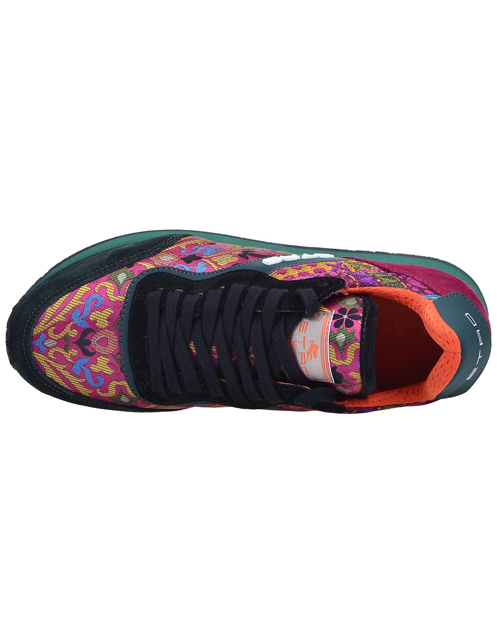 Фото 7 - женские кроссовки  цвет многоцветный