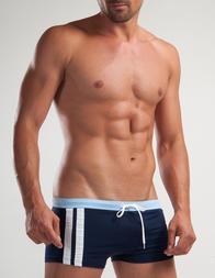 Мужские плавки пляжные GERONIMO 1222b1Darkblue