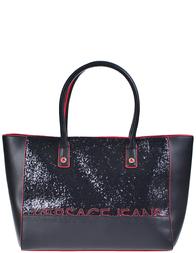 Женская сумка VERSACE JEANS BB03_blackK
