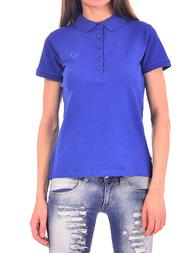 Женское поло GF FERRE POD42016_blue