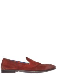 Мужские лоферы Doucal'S S1105_brown