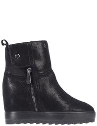 Женские ботинки Armani Jeans AGR-5260-LLZ_black
