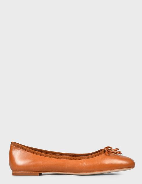 женские коричневые Балетки Tory Burch 71838-240_TAN - фото-7