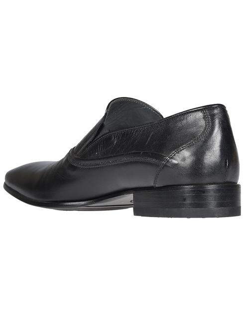 мужские черные Туфли Giovanni Conti 2466_black - фото-2