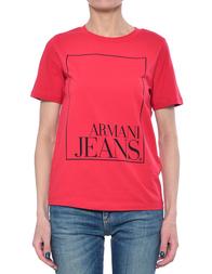 Женская футболка ARMANI JEANS 3Y5T19-5J1FZ-1468