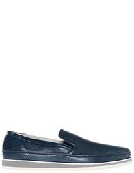 Мужские слипоны FABI AGR-8563_blue