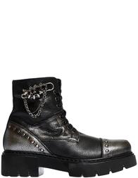 Женские ботинки Marzetti 74551-L-silver