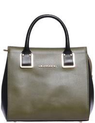 Женская сумка Di Gregorio 1126-oliv_green