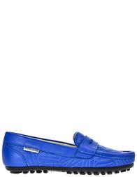 Детские мокасины для мальчиков Moschino 25873-blu_blue