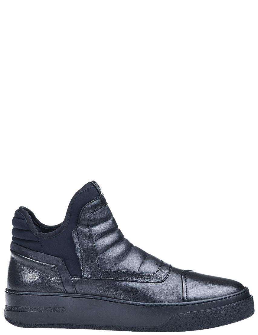 Купить Ботинки, BRUNO BORDESE, Черный, Осень-Зима