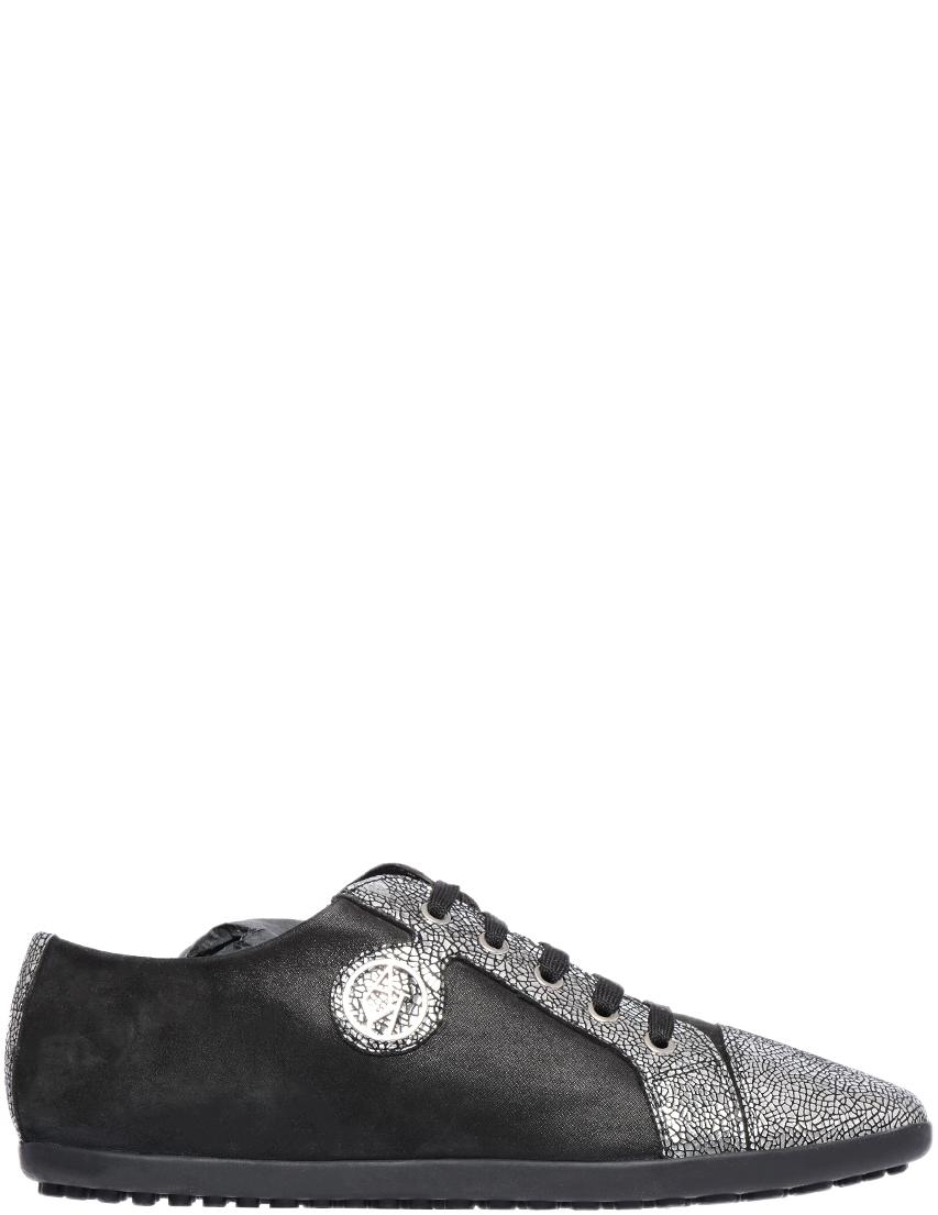Женские кеды Armani Jeans 925105_blackGNZ7