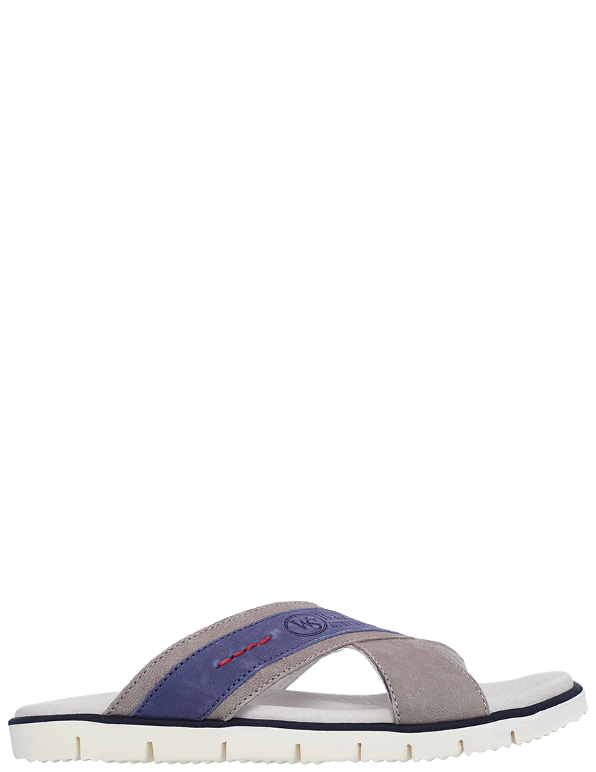 Детские шлепанцы для мальчиков Walk Safari F51278-koala_gray