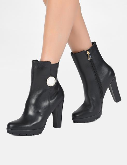 черные Ботинки Emporio Armani AGR-X3M256XF255-00002